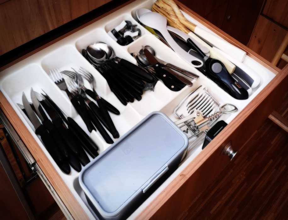 Marselha interior drawer
