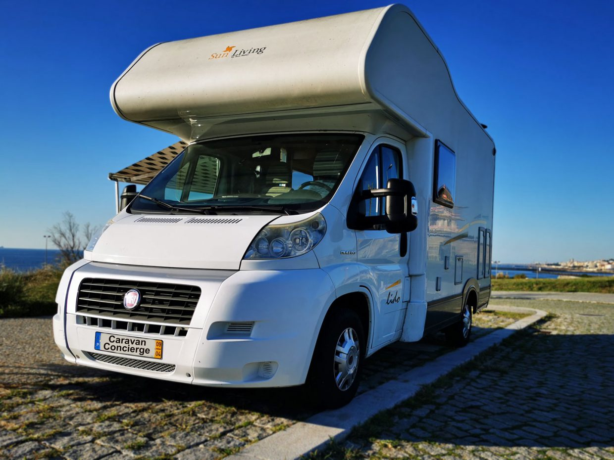 Claite - SunLiving Alcove motorhome