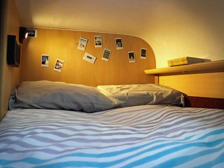 Bel top bed