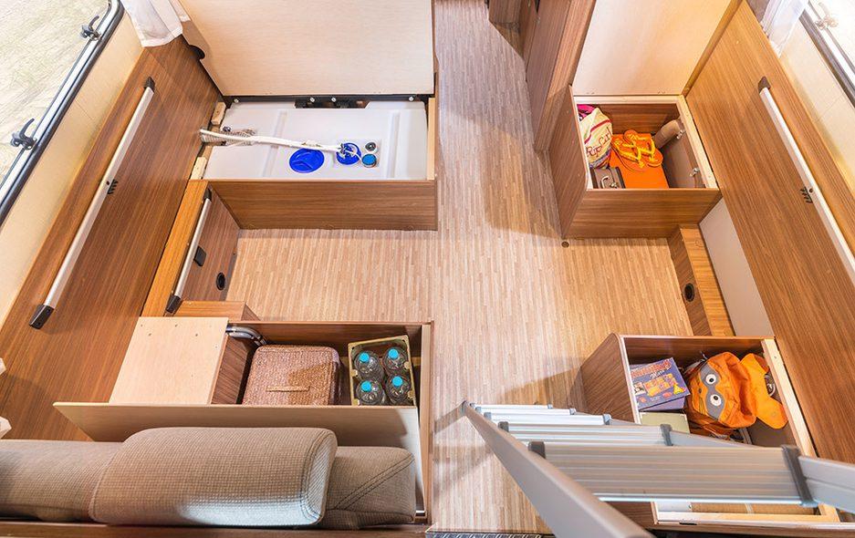Caroline Storage room
